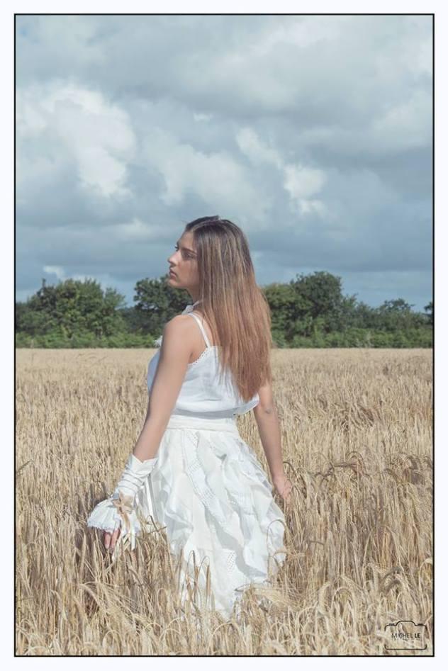 robes de mariées nature