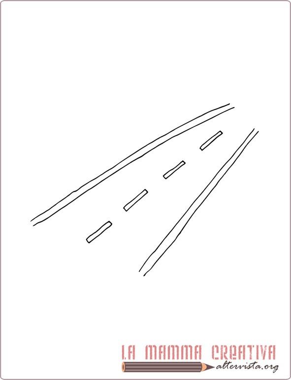 disegni parole della lettera v