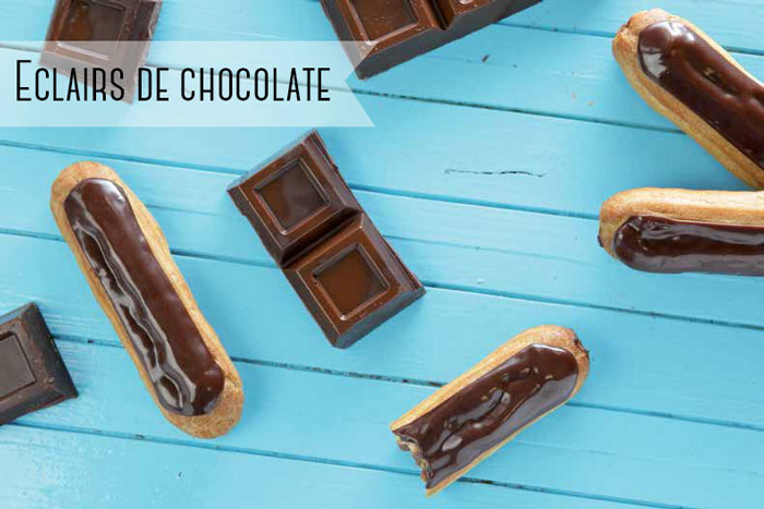 eclair-chocolate