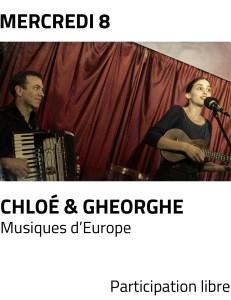 Visus site - chloe et gheorghe genre