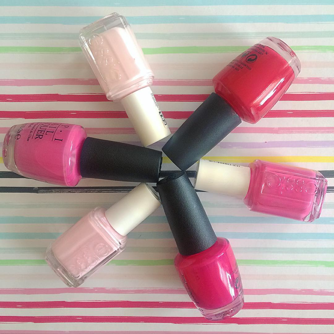 Thinking of Valentines Day nails already Which to wear?! hellip