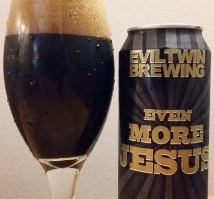 Even More Jesus de Evil Twin (New York)