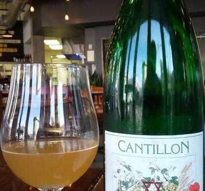 Vigneronne de Cantillon