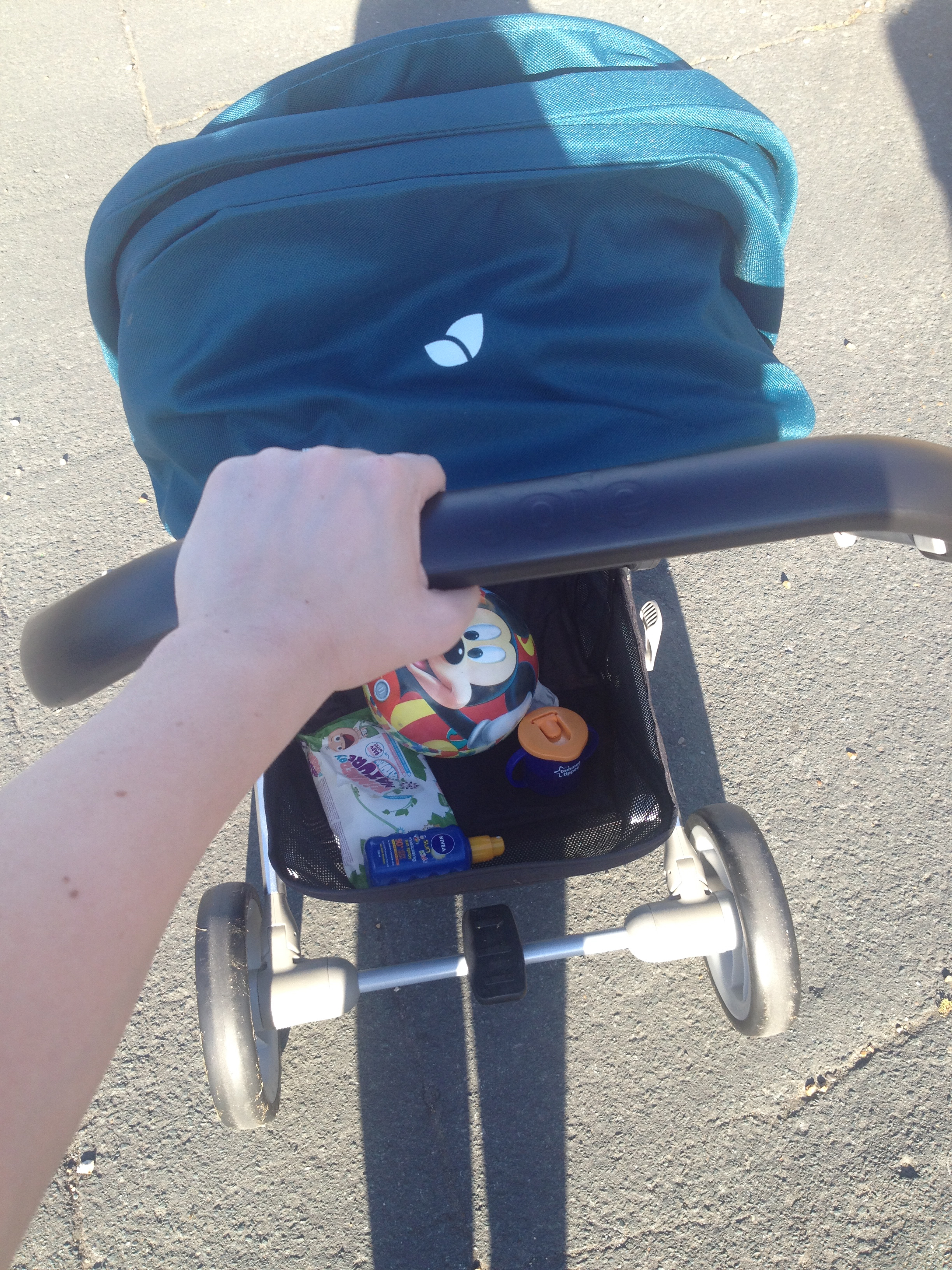 Joie Buggy Chrome Test Joie Chrome Review Lamb Bear