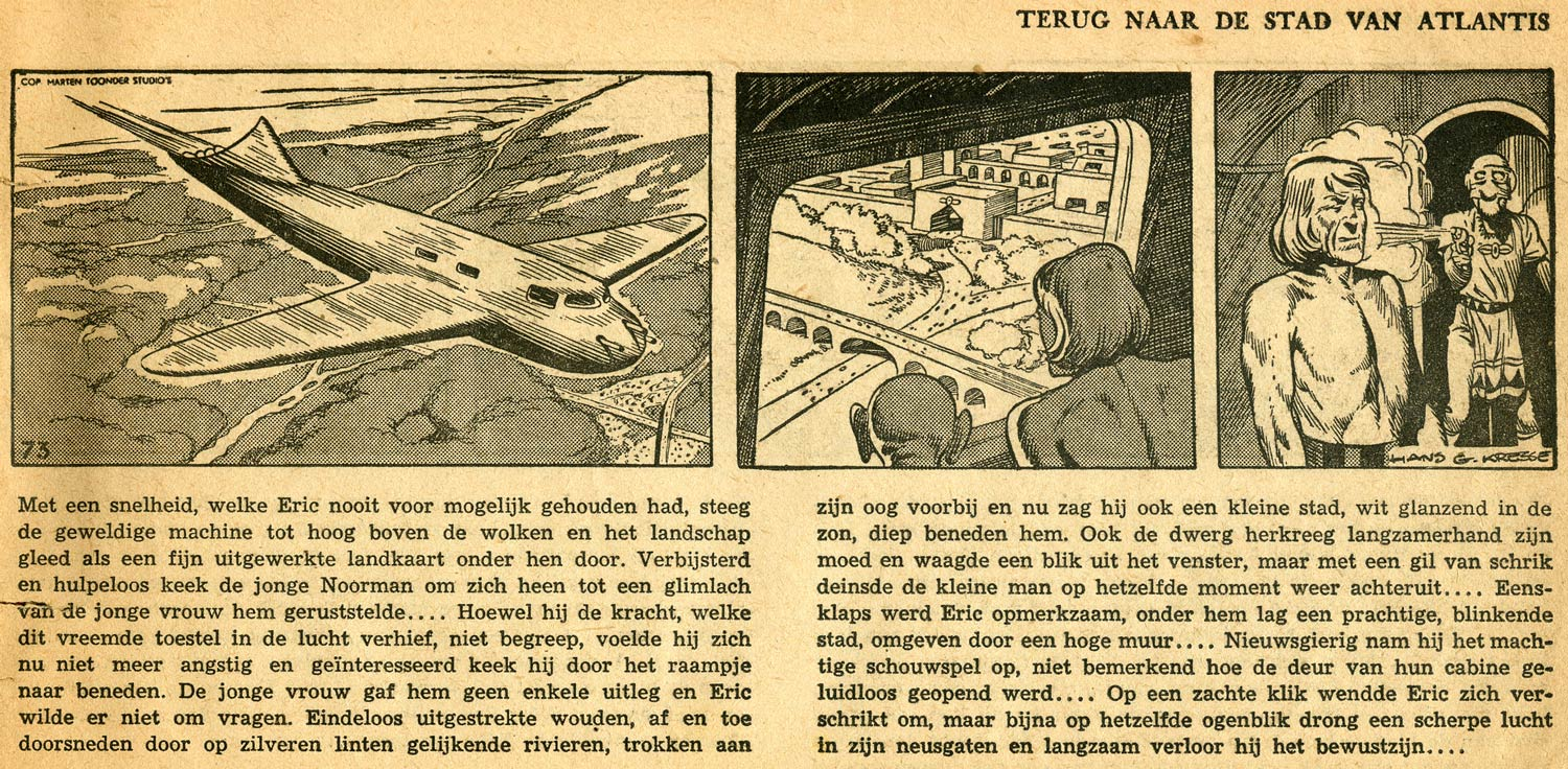 Steen Strip Hans G Kresse Lambiek Comiclopedia