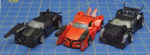 RID Bisk and Vehicons