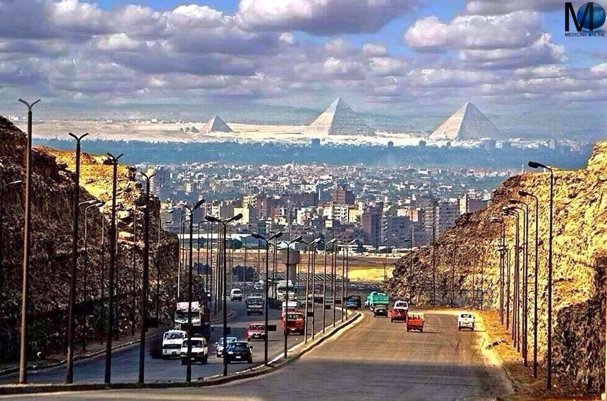 Egypt Pyramids Hd Wallpapers Egitto La Vista Da Sogno Sulle Piramidi Di Giza
