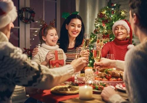 Navidad en familia 7 pautas para disfrutar - La Mente es Maravillosa