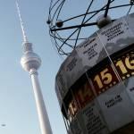 Good bye Berln ! Encantada dhaverte conegut Germany igersberlin Alexanderplatz
