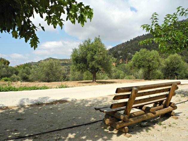 Rincones tranquilos donde disfrutar del paisaje.
