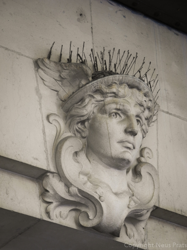 Hermes en la Gare de Lyon