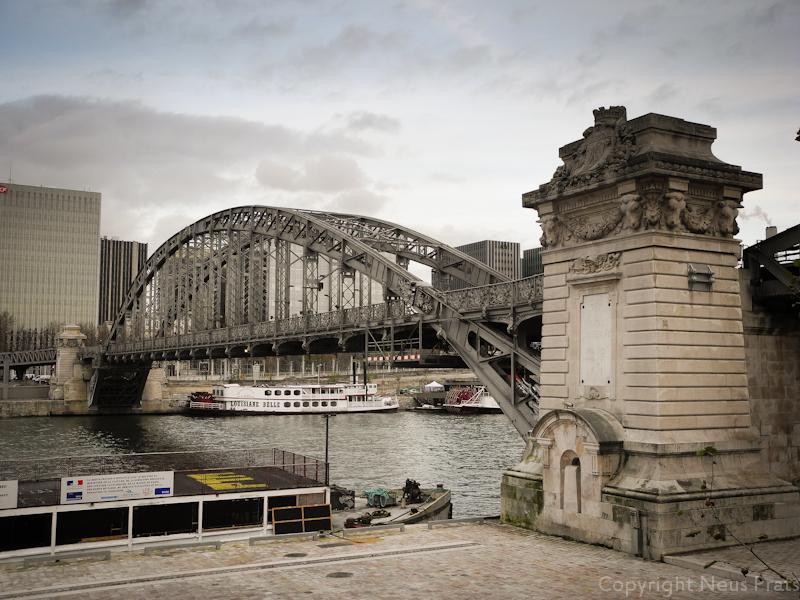 Viaducto de Austerlitz.