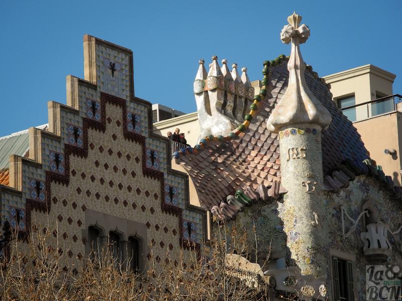 Casa Amatller i Casa Batlló