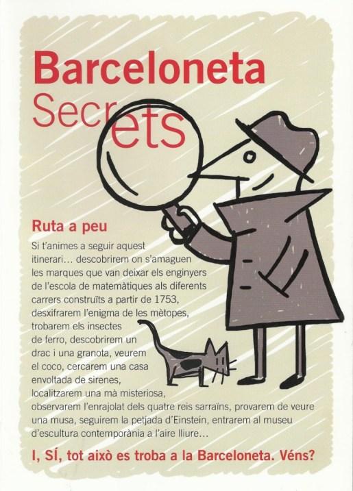 barceloneta secrets