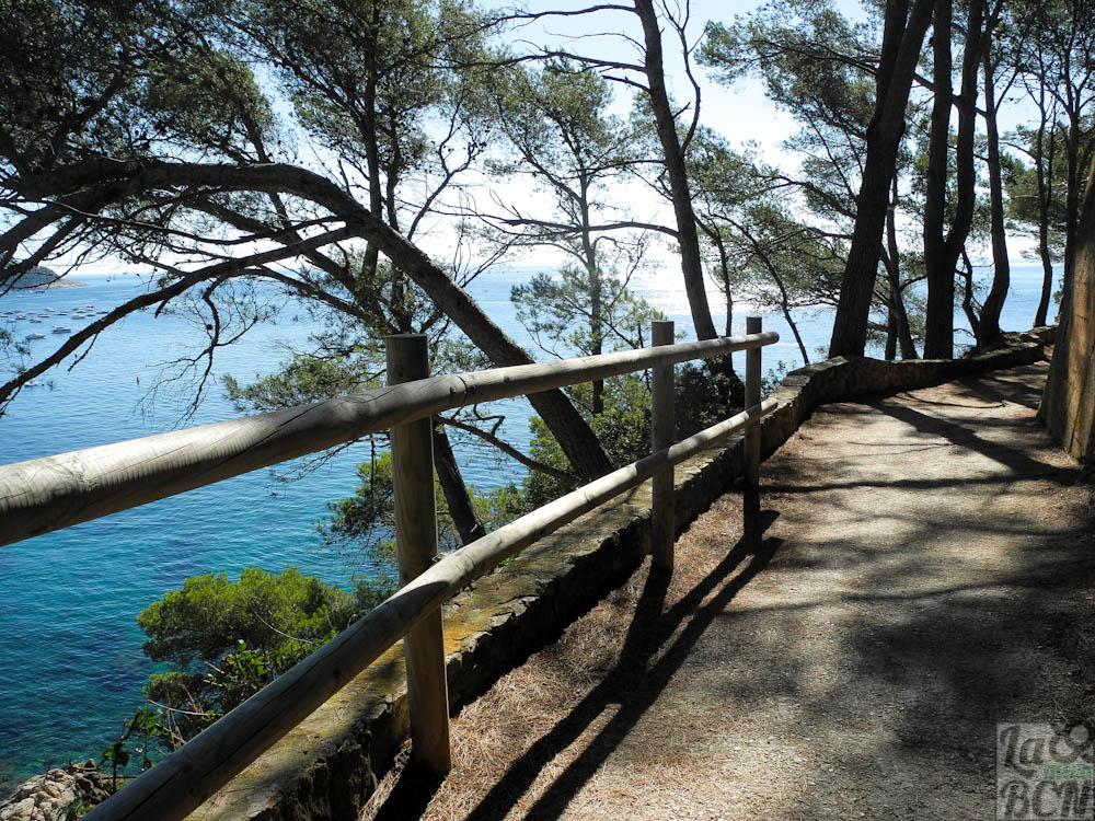 Camino de Ronda de Calella a Palamós