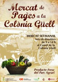 CARTELLMERCATPAGES Sta Coloma