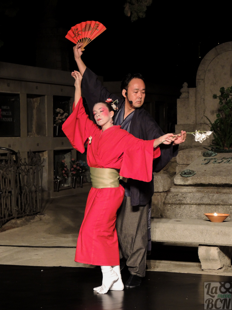 Silvia Lezcano y Yoshi Hioki