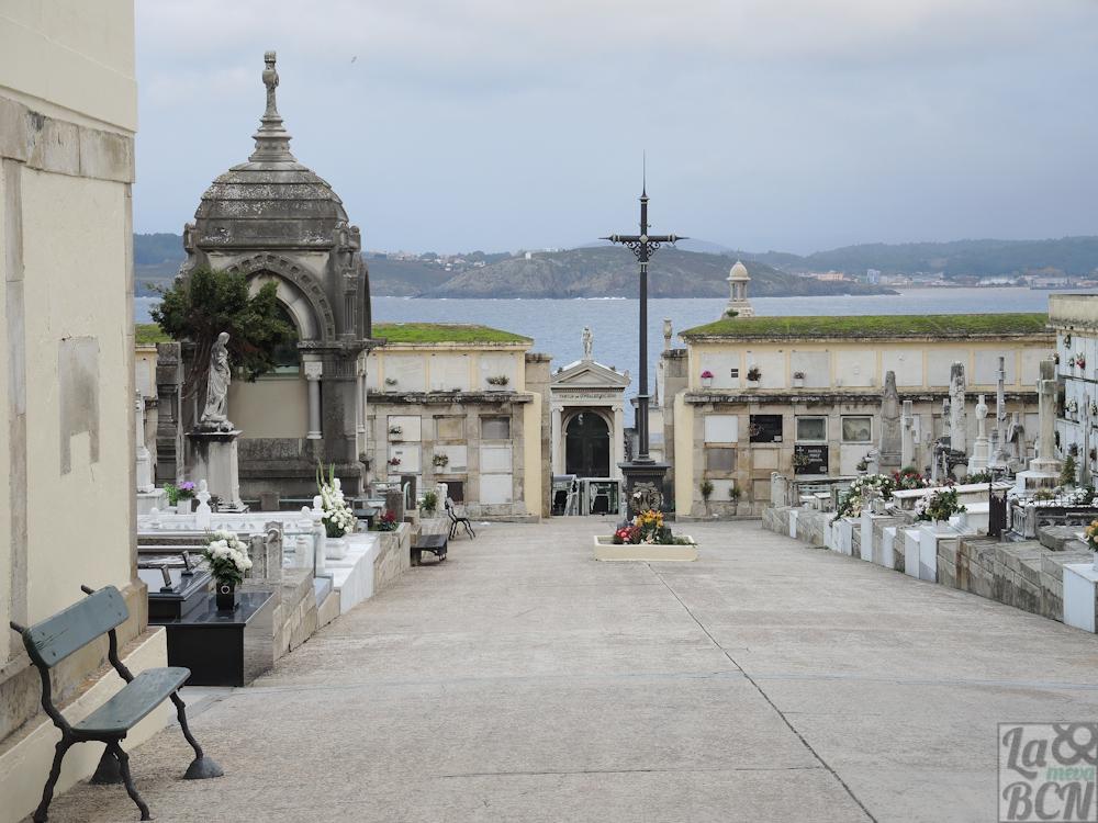 Cementerio de San Amaro