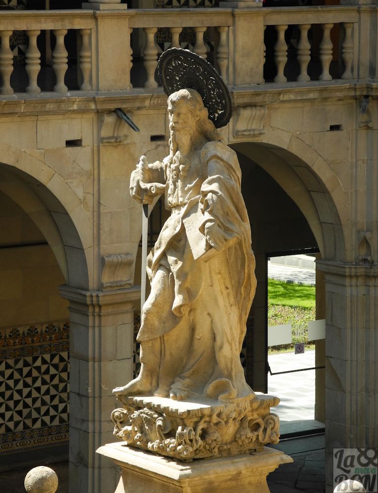 Sant Pau, obra de Bonifaç el Vell