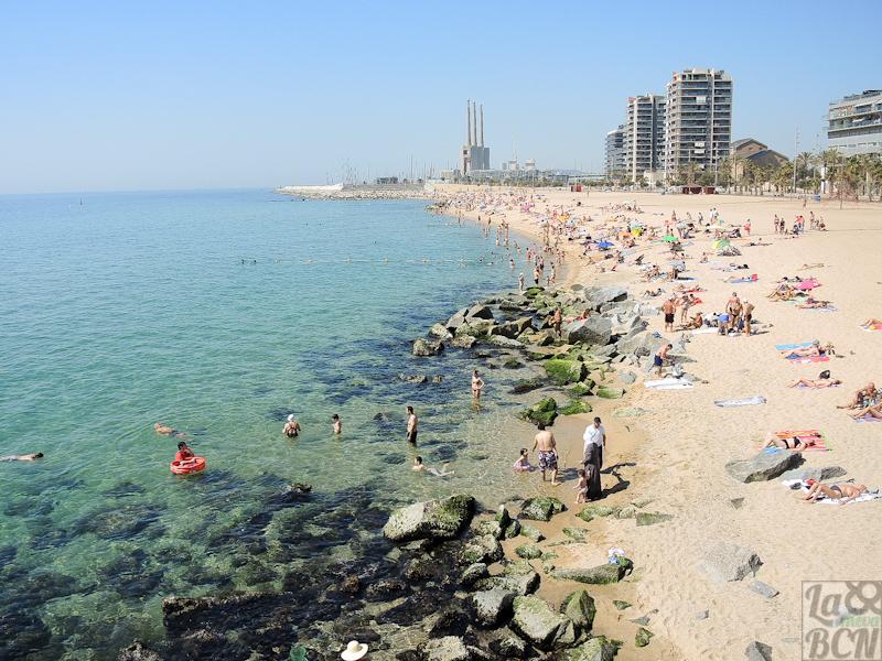 Platges del litoral nord barcelonès