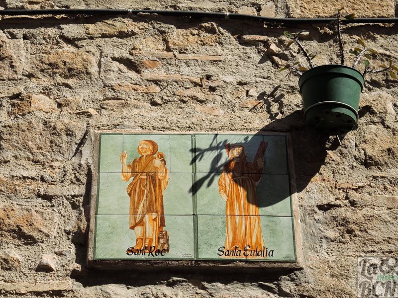 Detalles en las fachadas