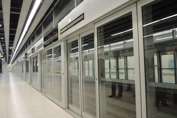 Infiltrada a la nova L9 Sud del metro.