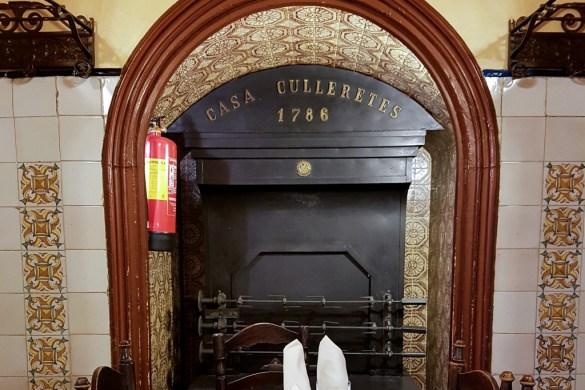 Can Culleretes, el restaurant més antic de Catalunya