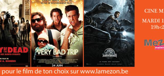 Ciné Mezon Mardi 1 Mars