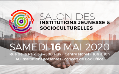 Salon des institutions jeunesses et socioculturelles – 3 Octobre 2020