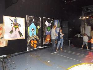 Stage Pâques 2015