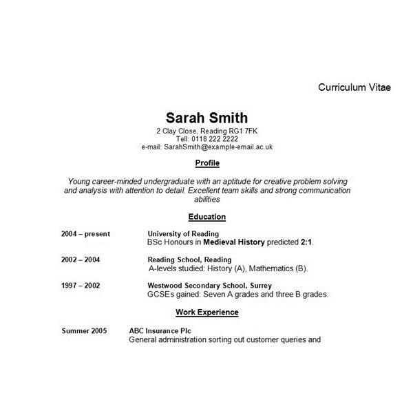 curricula vitae or curriculum vitae - Minimfagency - How To Write A Vitae Resume