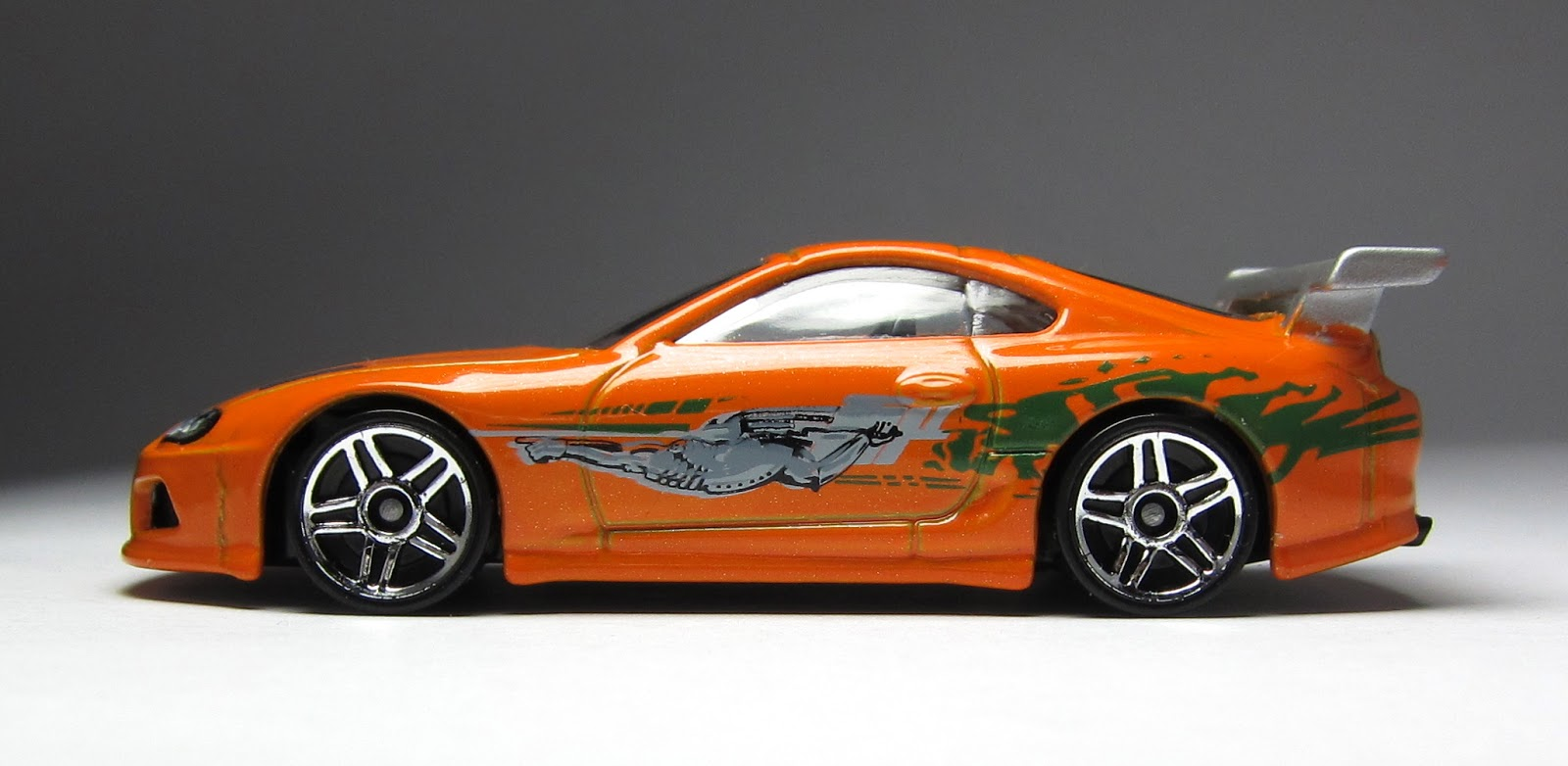Toyota Supra From The Fast And The Furious First Look Hot Wheels Fast Furious Part 1 Thelamleygroup