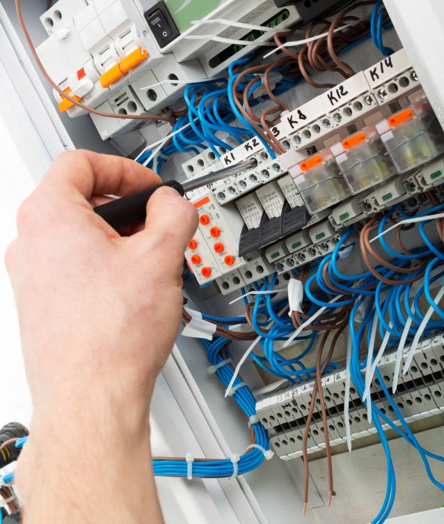 Commercial Fuse Box Repair, Charlotte, NC Lamm Electric