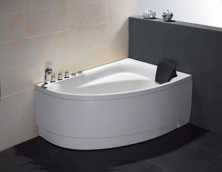 Mẫu bồn tắm nhỏ đẹp nhất 2017