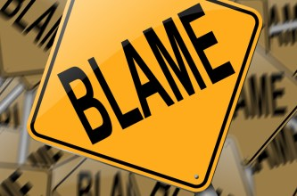 Blaming individuals or groups usually oversimplifies things.