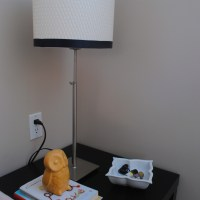 Ikea Hack: Aläng Lamp