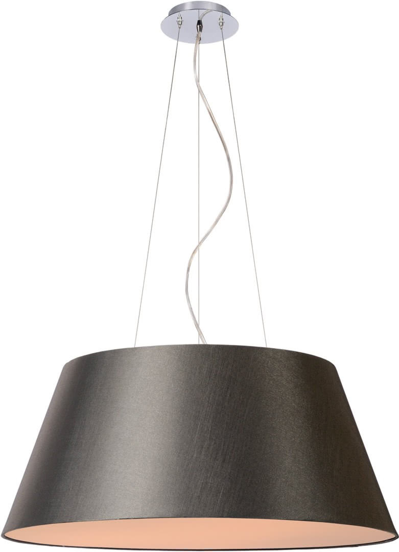 Suspension Contemporaine Suspension Contemporaine Coton Gris Alrick