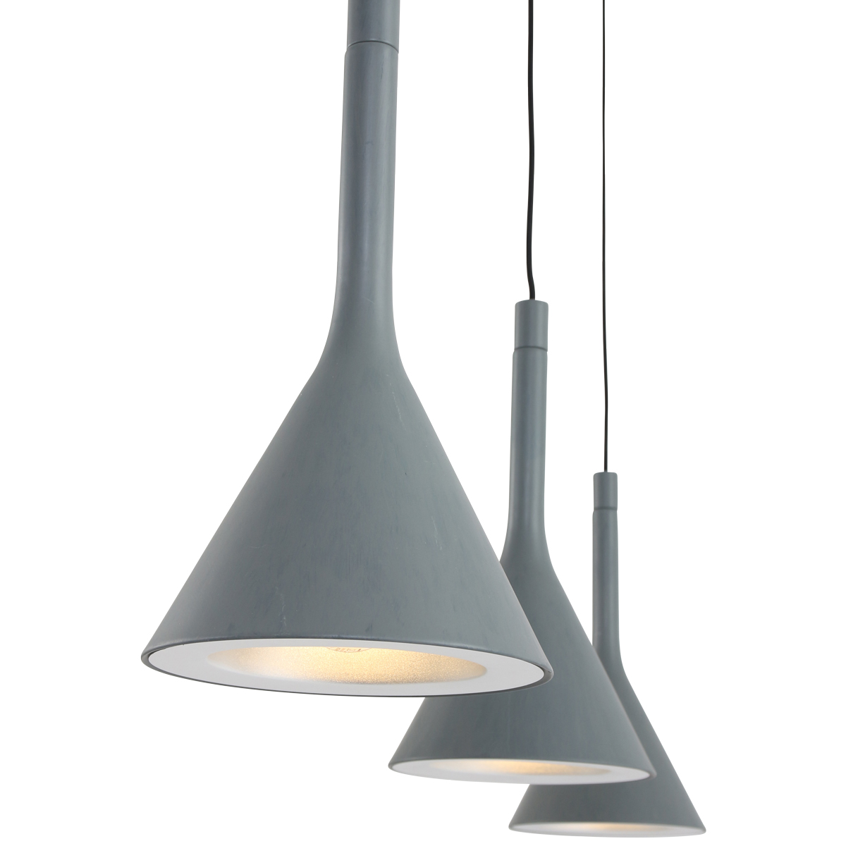 Suspension Moderne Suspension Moderne Gris Nathalja