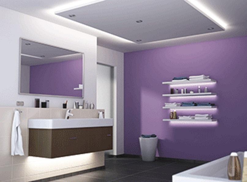 Geschützte Bereiche Im Badezimmer   Raumgestaltung   Architektur    Schutzbereich 1 Badezimmer