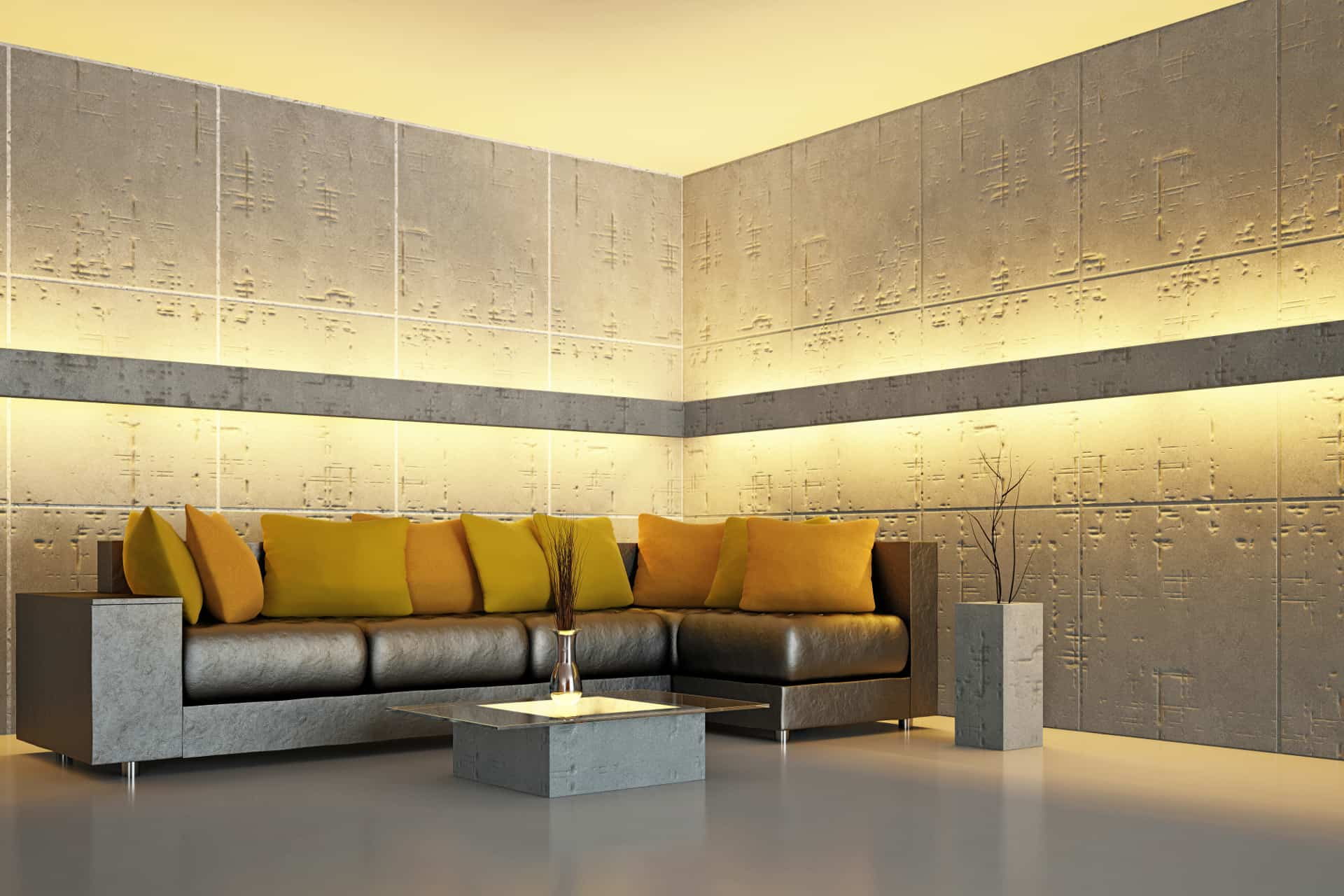 Indirect Lighting With Leds Find Some Cool Ideas Lamphq - Led Licht Wohnzimmer