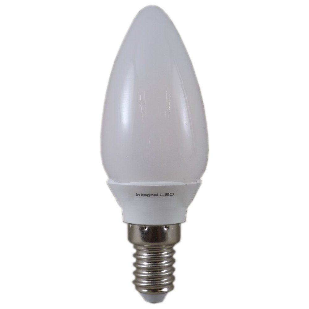 5 Watt Led 5 Watt Ses E14mm Warm White Opal Led Candle 40w Replacement