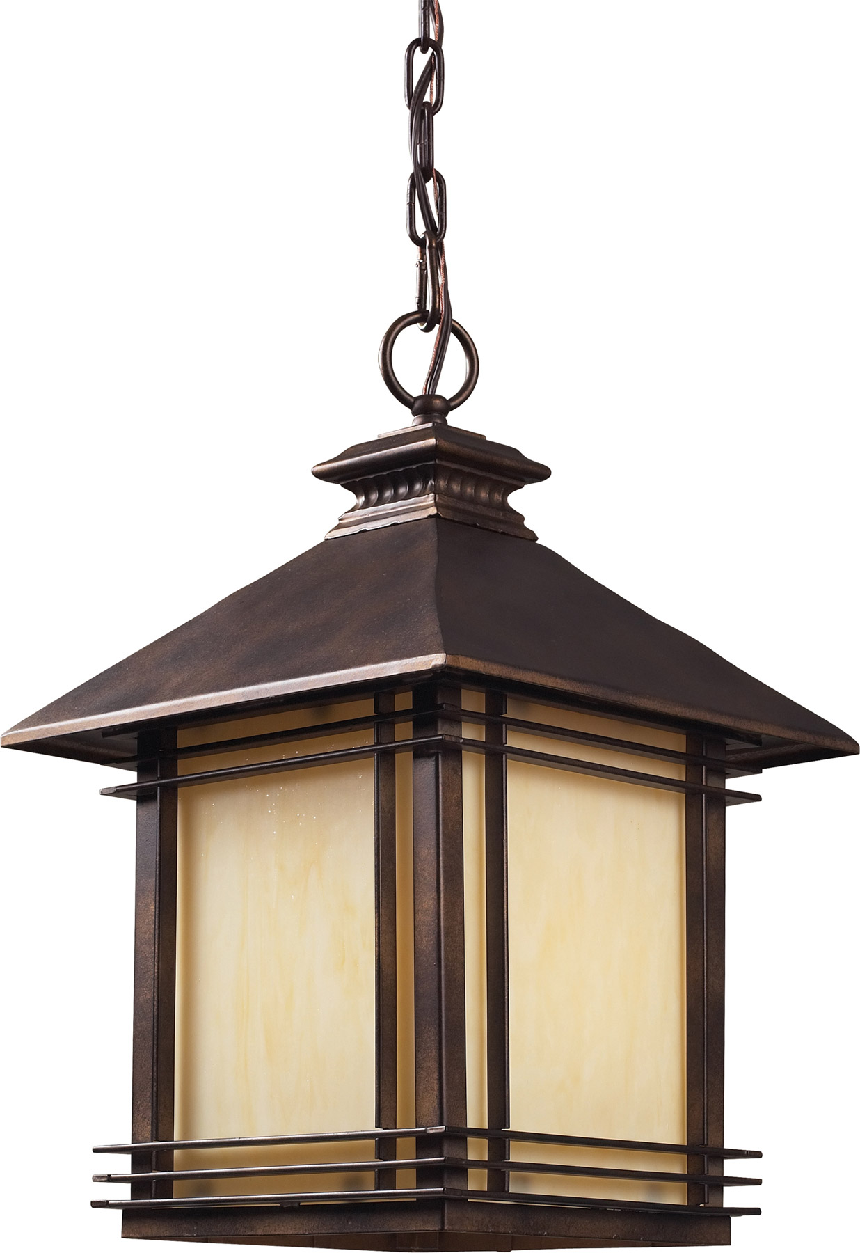 Outdoor Hanging Lanterns Elk Lighting 42103 1 Blackwell Outdoor Hanging Lantern