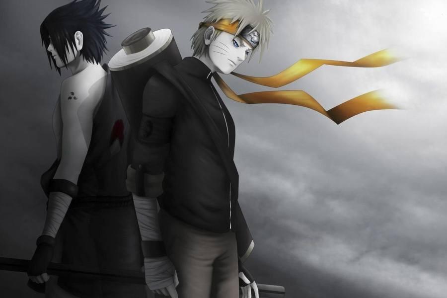 Sasuke Uchiha Wallpaper 3d Gambar Wallpaper Naruto Shippuden Sasuke Uchiha Artistic