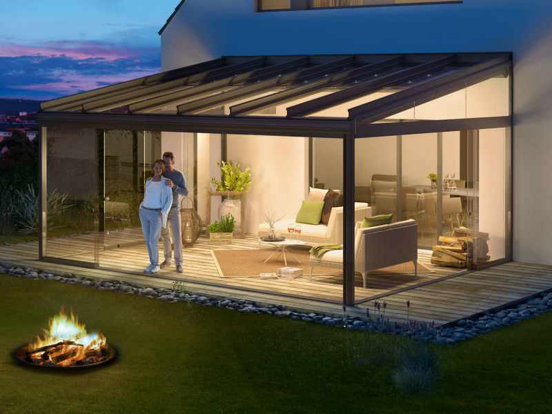 Extension Terrasse Glass Rooms, Verandas, Canopies & Awnings | Lanai Outdoor