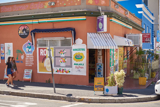 The Rose Corner Cafe - Bo Kaap