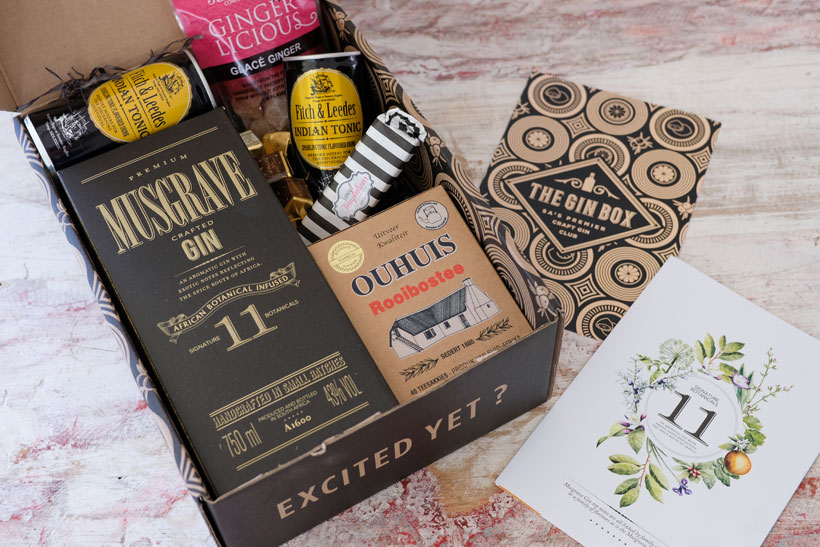 The Gin Box Subscription