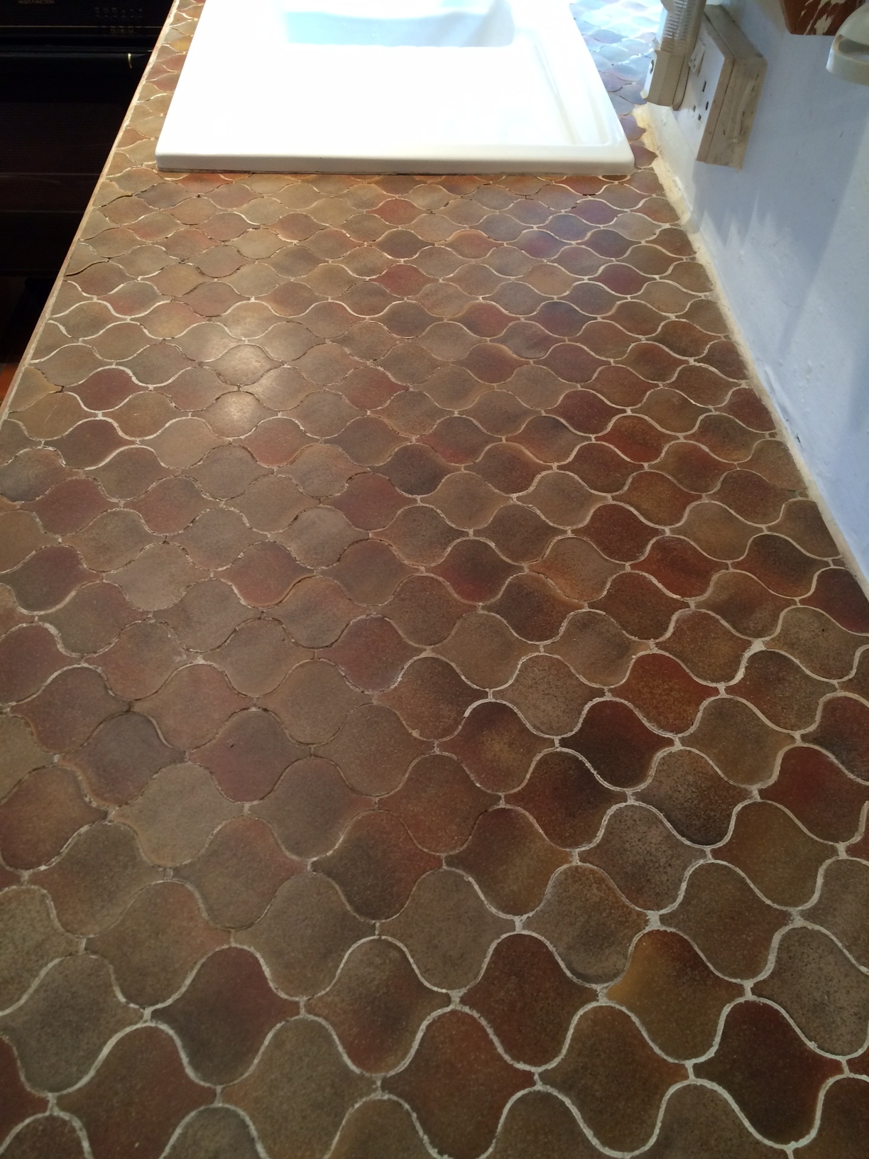 Grout Mosaic Tile Tile Cleaning Stone Cleaning And Polishing Tips For Worktops