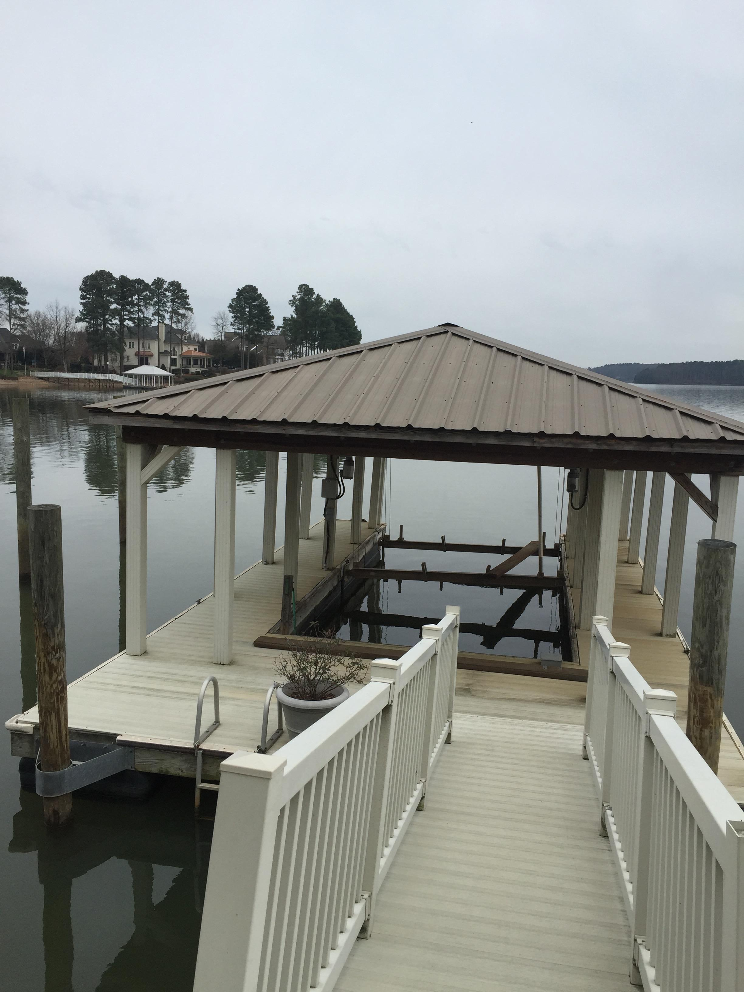 Dock Floats For Sale Used Floating Boathouse E