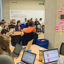 Teaching Startup Accounting at Northwestern University