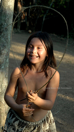 columbia tribe girl